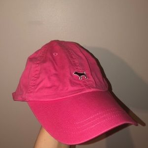 Victoria's Secret PINK pink Baseball Cap